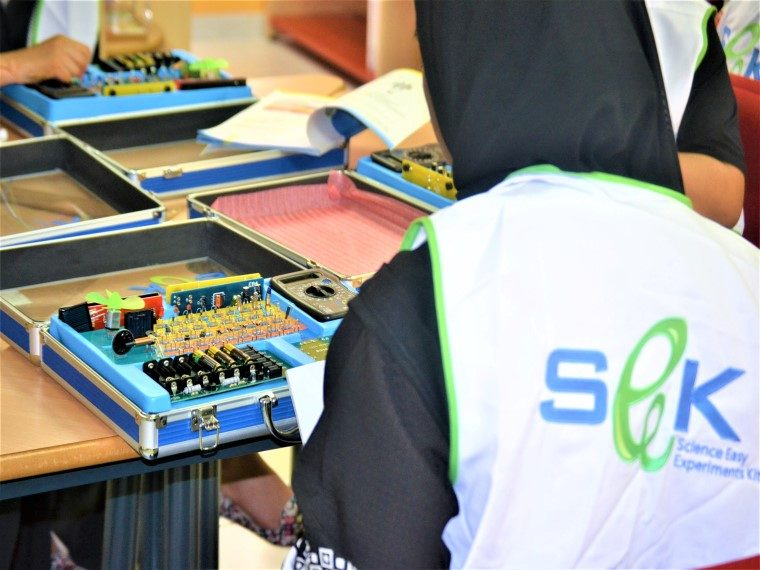 Khansaaa School – Digital Camp