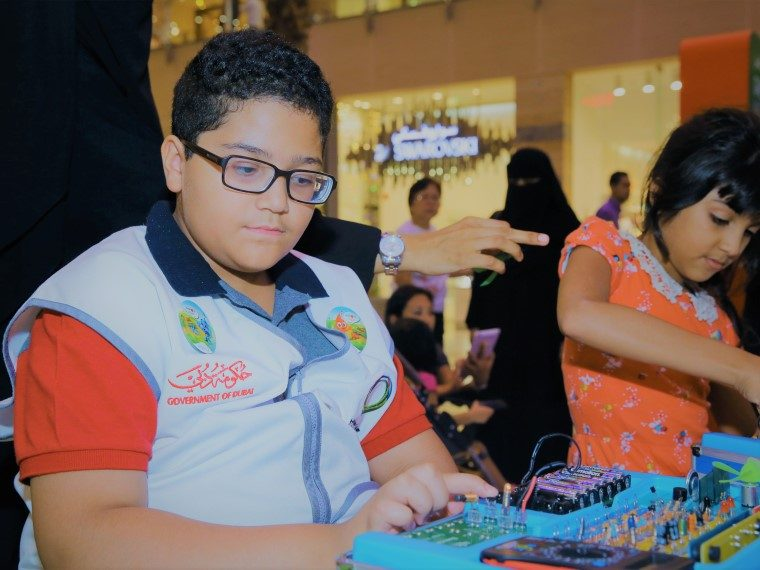 (DEWA) cooperate with Sciences Educational Experiments Kit (SEEK)