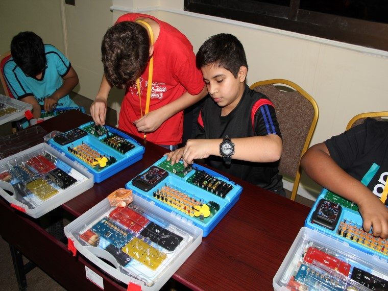 Dubai Scout Mission