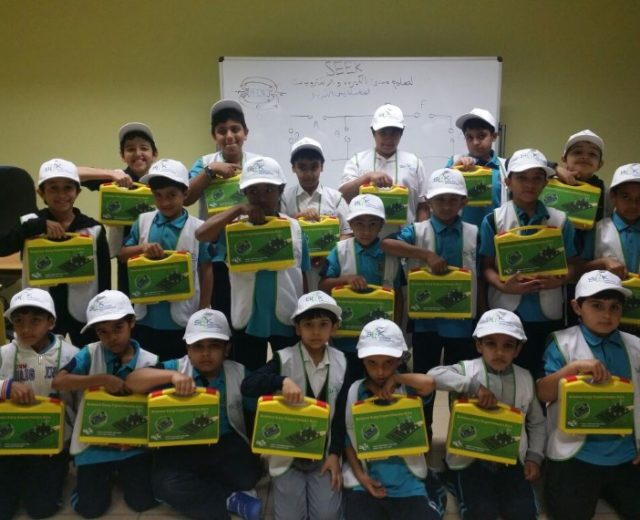 Little Engineer Workshop at Sultan Bin Zayed (2)